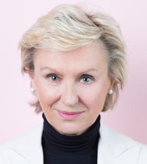 Tina Brown in Nov 2016