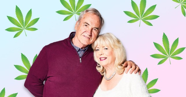 Pam and Mick on cannabis