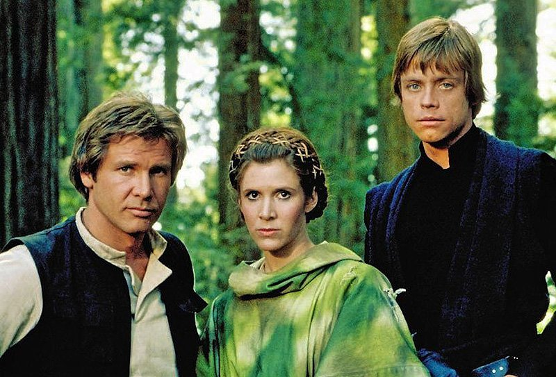 How Long Are Han, Luke & Leia Actually Together Onscreen?