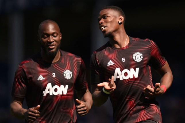 Romelu Lukaku quit Manchester United in the summer after falling out of favour with Ole Gunnar Solskjaer