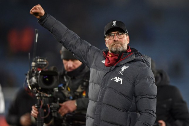 Jurgen Klopp has reacted to Liverpool's stunning victory over Leicester City