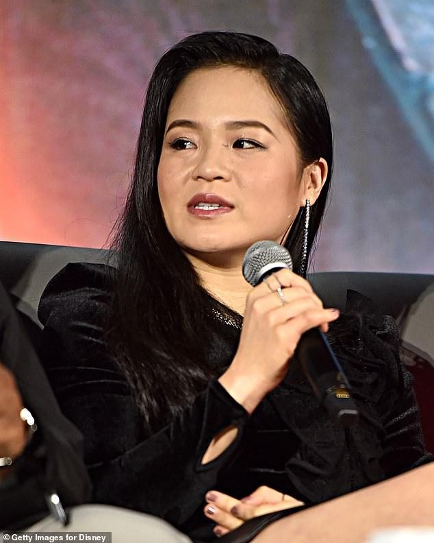 The latest: Kelly Marie Tran's screen time in Star Wars: The Rise of Skywalker was timed at 76 seconds, leaving some fans upset. The actress, 30, was snapped in LA earlier this month