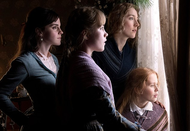 Little Women, which follows the lives of four sisters, Amy, Jo, Beth and Meg, is set in the aftermath of the Civil War