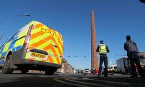 Dixon's Chimney in Carlisle.