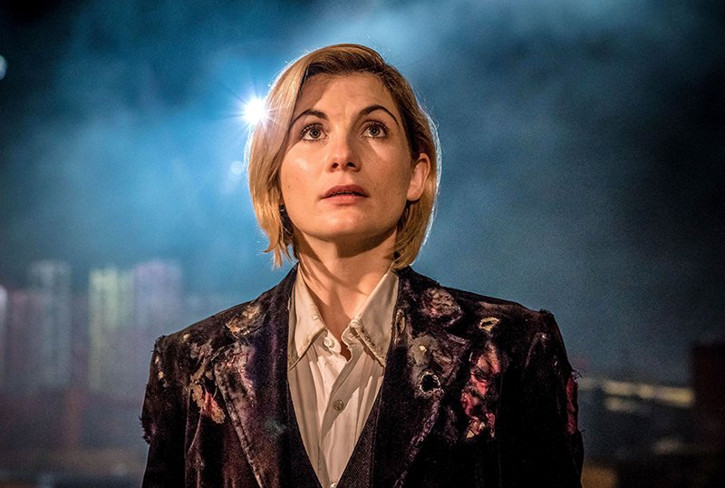 Mandatory Streamers: Doctor Who Rings in the New Year
