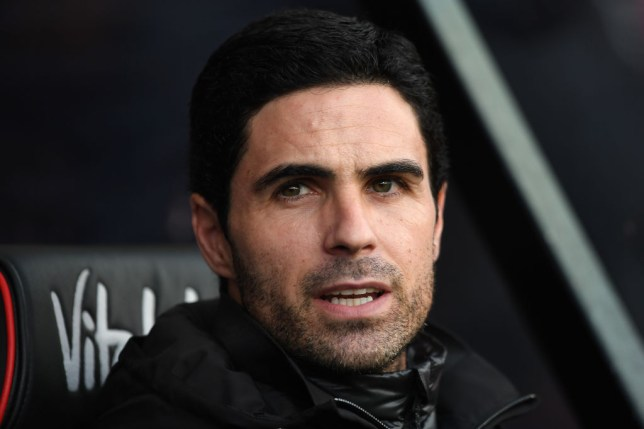 Mikel Arteta wants to add to his squad in January