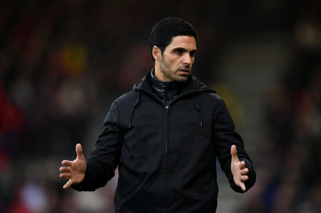 Arsenal drew to Bournemouth in Mikel Arteta's first match as manager