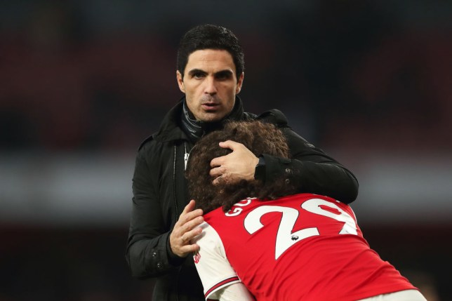 Paul Merson has praised Mikel Arteta following Arsenal's defeat to Chelsea