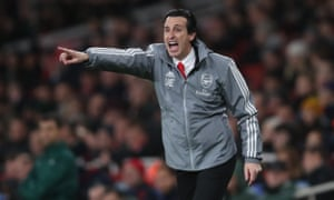 Unai Emery's time at Arsenal saw a merry-go-round among the executive positions at the club.