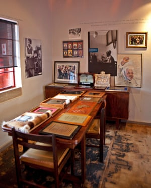 Nelson Mandela's old House in Soweto, Johannesburg, South Africa