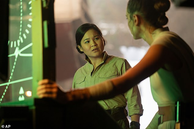 No Rose:Star Wars fans have been speaking out about Kelly Marie Tran's beloved character Rose Tico being underused in The Rise of Skywalker and now one of the writers is speaking out.