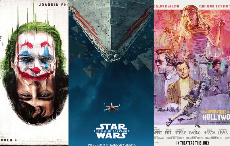 The 25 Best Movie Posters of 2019