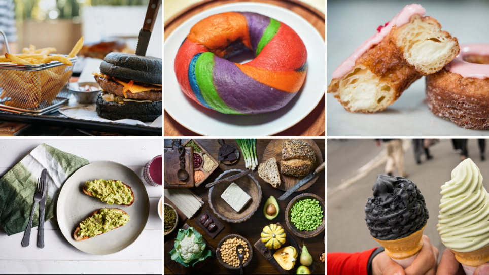 Food trends of the decade