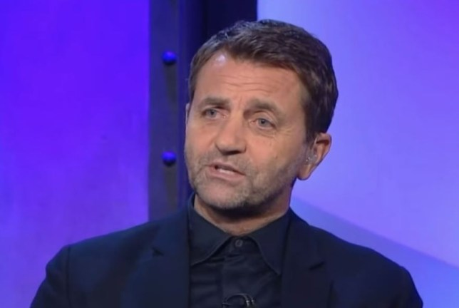 Tim Sherwood believes Manchester United are top-four favourites in the Premier League