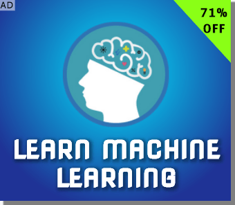 LEARN MACHINE LEARNING SQUARE AD