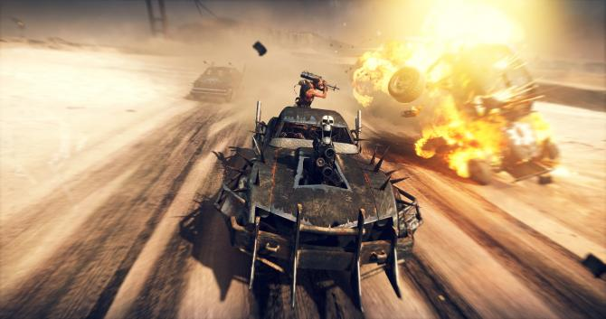 Best Video Games of 2010s - Mad Max