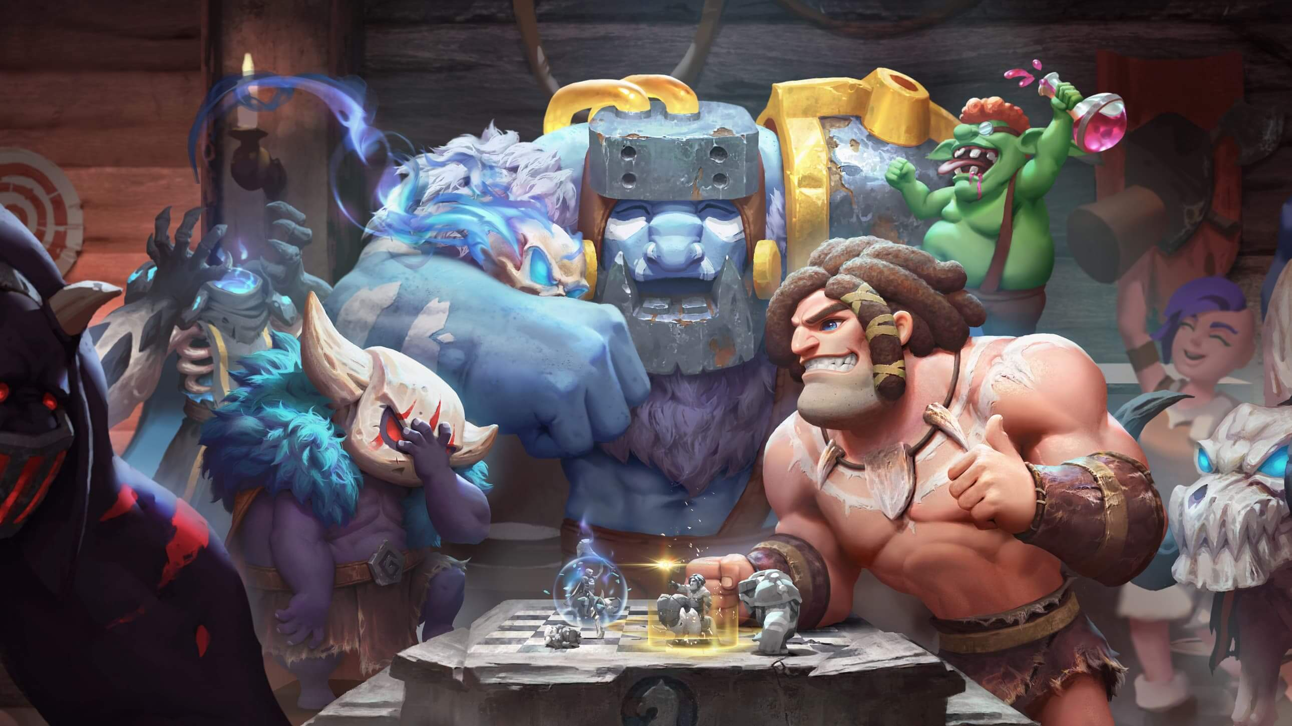 Chinese video game AutoChess