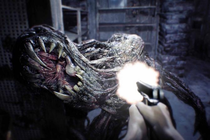 Best Video Games of 2010s - Resident Evil 7