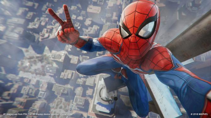 Best Video Games of 2010s - Marvel's Spider-Man