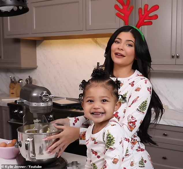 His ex: The Astroworld rapper also said he will 'always love' 22-year-old reality star Kylie Jenner, the mother of his child, even though they are no longer together