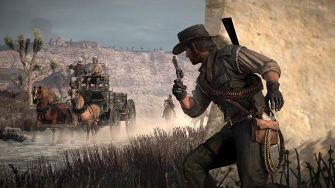 Best Video Games of 2010s - Red Dead Redemption