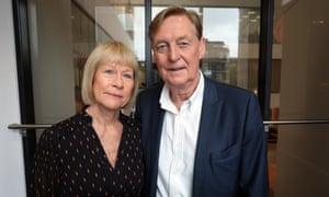 Irene and John Hays
