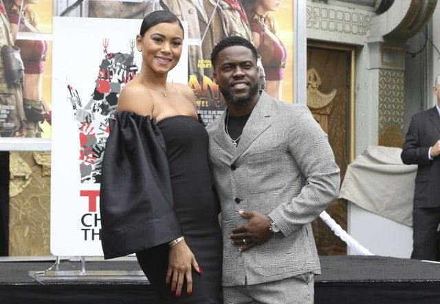 Kevin Hart Hand and Footprint Ceremony