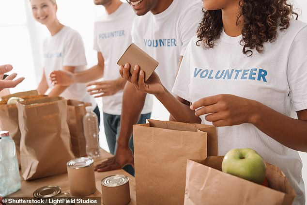 The researchers say that altruistic behaviour 'has been cherished in human society since prehistoric times' and so wanted to find out what benefit was to be gained by people who acted selflessly compared to the more selfish. Stock image