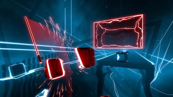 Best Video Games of 2010s - Beat Saber