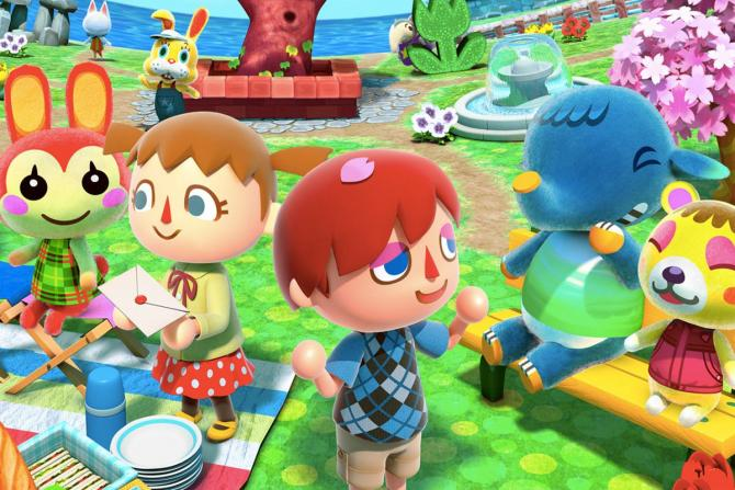 Best Video Games of 2010s - Animal Crossing: New Leaf