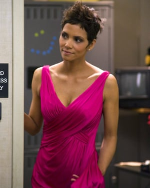 Halle Berry in New Year's Eve