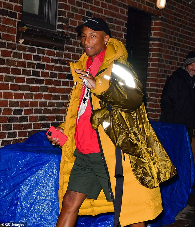 Elsewhere:The Grammy winner wasn't home at the time of the incident. He was snapped earlier this month in NYC