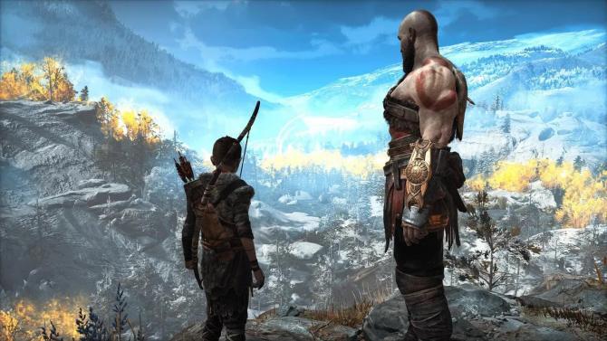 Best Video Games of 2010s - God of War