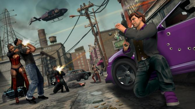 Best Video Games of 2010s - Saints Row: The Third
