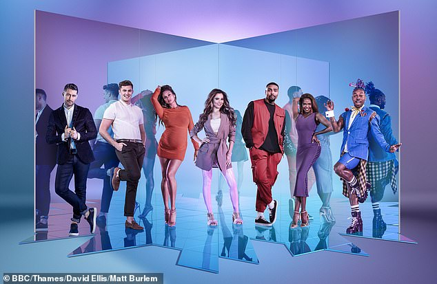 Line-up: This year's series seesMatthew Morrison, Curtis Pritchard, Jordan Banjo, Oti Mabuse, and Todrick Hall complete the line-up