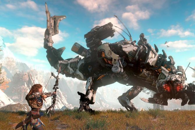 Best Video Games of 2010s - Horizon Zero Dawn