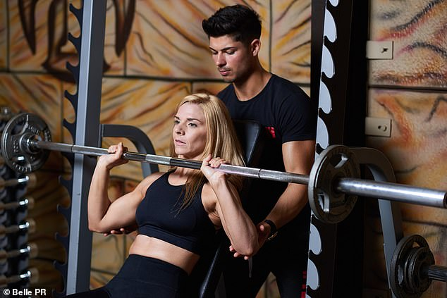 Helpful:His brand-new fitness app, designed for both men and women, offers personalised workouts and meal plans tailored to each subscriber's needs