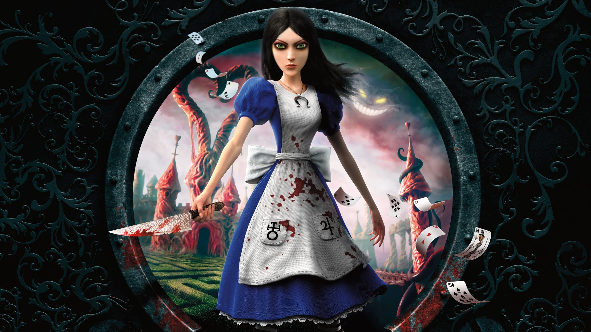 Chinese video game Alice Madness Returns