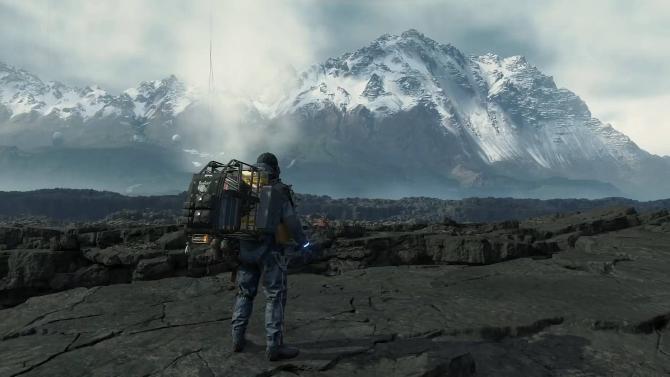 Best 2019 Video Game - Death Stranding
