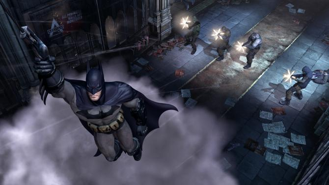 Best Video Games of 2010s - Batman: Arkham City