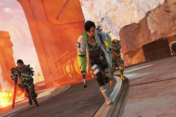 Best Video Games of 2010s - Apex Legends