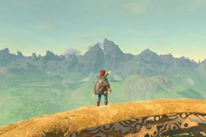 Best Video Games of 2010s - The Legend of Zelda: Breath of the Wild