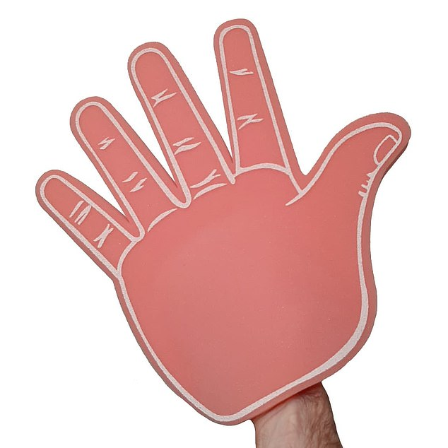 In men, a longer ring finger has been linked to high fertility, aggression, an increased risk of ADHD and depression