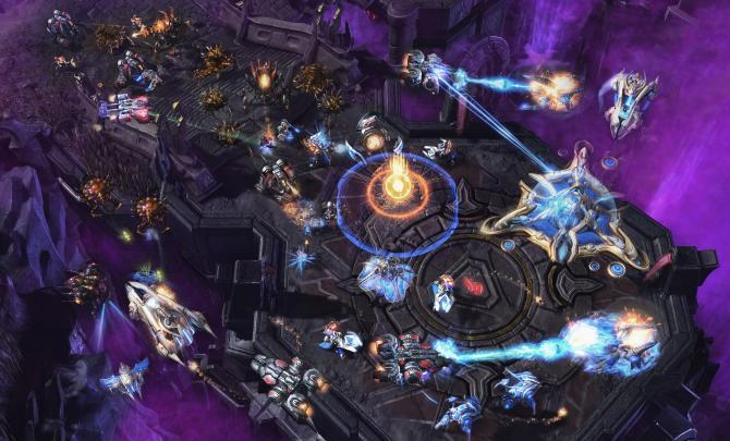 Best Video Games of 2010s - StarCraft II