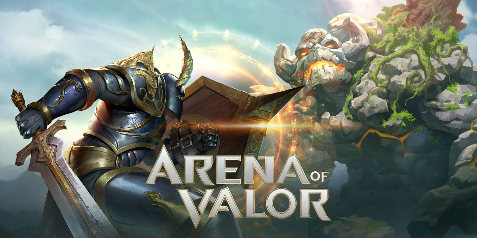 Chinese video game Arena of Valor