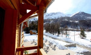 Auberge accommodation in the Alps