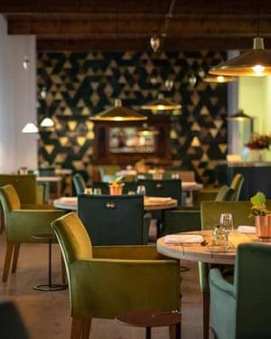 Eike Restaurant, South Africa