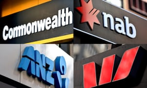 The big banks – ANZ, Commonwealth, NAB and Westpac – may be nicknamed the 'four pillars' of the Australian economy but they have also behaved in a less than solid fashion