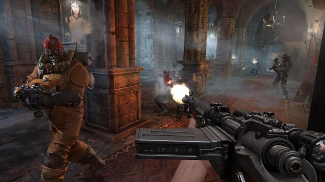 Best Video Games of 2010s - Wolfenstein: The New Order