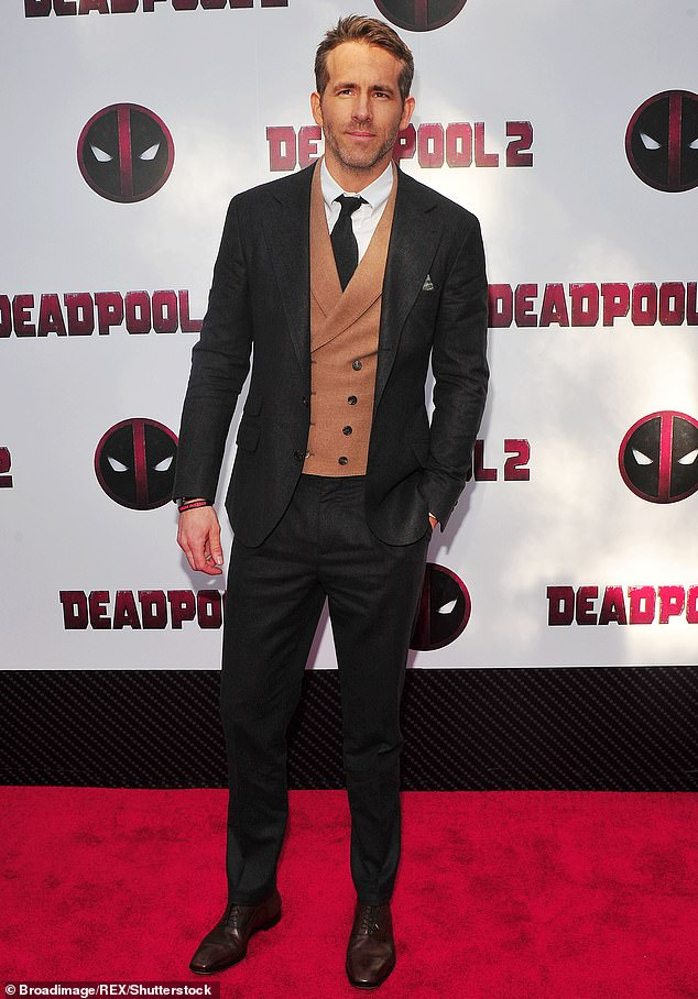 Deadpool 2: In 2018, Reynolds attended the Twentieth Century Fox Presents a Special Screening of Deadpool 2 event in NYC